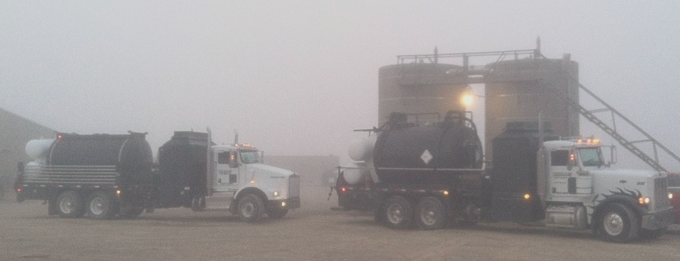 Hot Oiler Trucks
