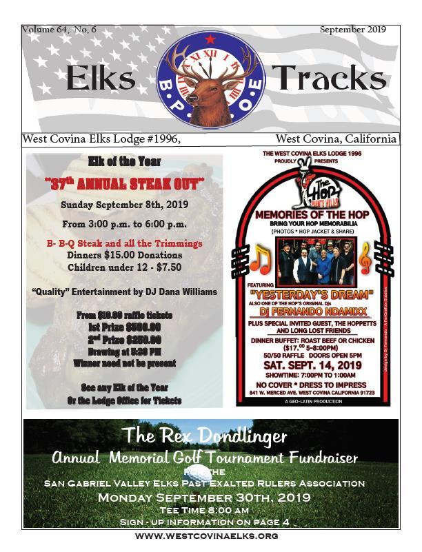 Elks Lodge West Covina California - Home
