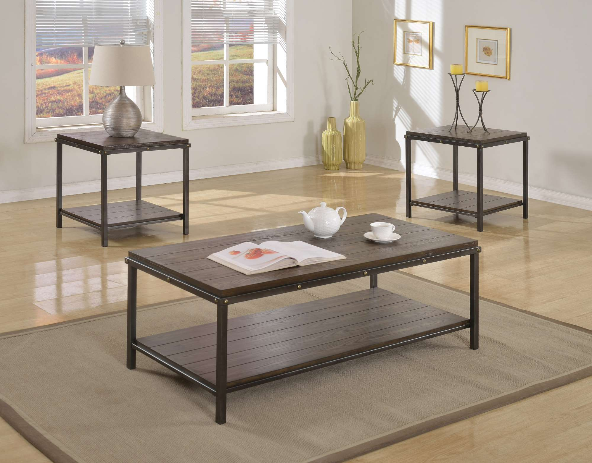 OT4202 Coffee and End Tables