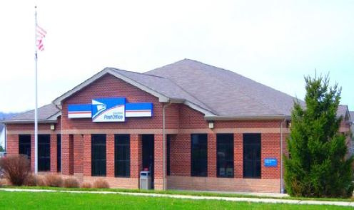 Chalfont Post Office Chalfont, PA