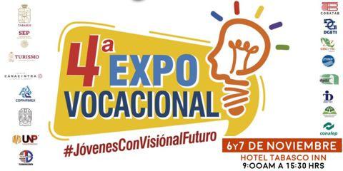 Convocatoria 4ta. Expo Vocacional y Emprendimiento