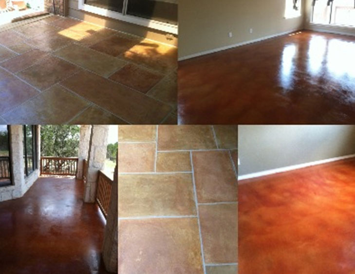 Floor Coating Designs