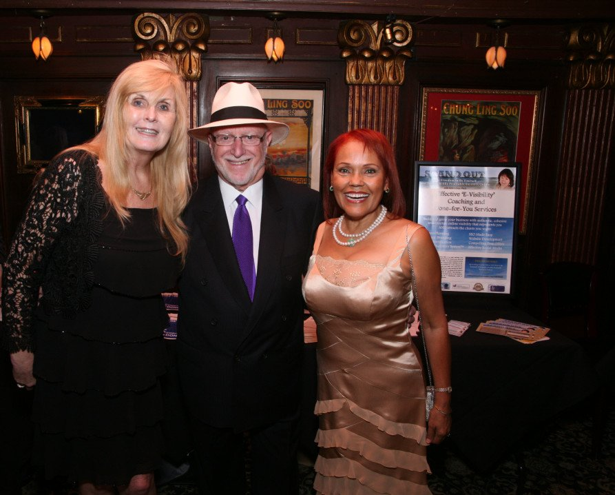 Michael E and Luz Delia Gerber: E-Myth and Ready.Aim, Impact! The Magic Castle EIPPY Awards
