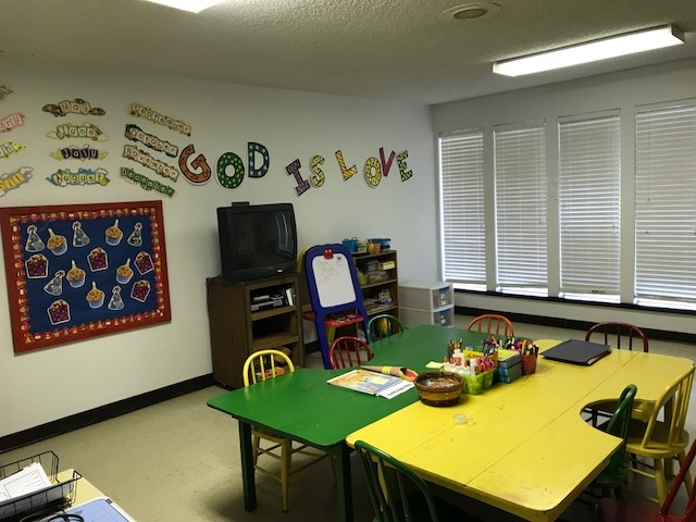 Children's Sunday School Room