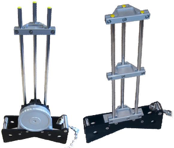 Centerline Inc Laser Alignment Brackets