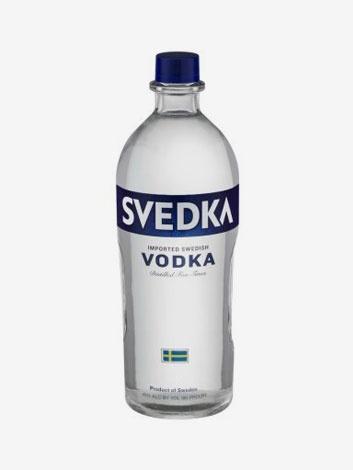 Svedka Vodka $18.99