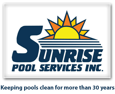 Sunrise Pool Services | Logo