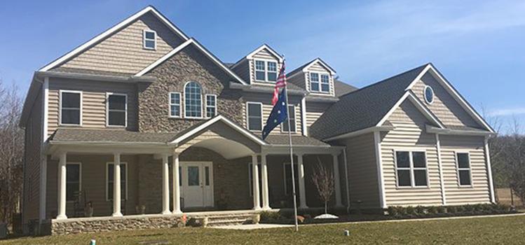 New House Outside