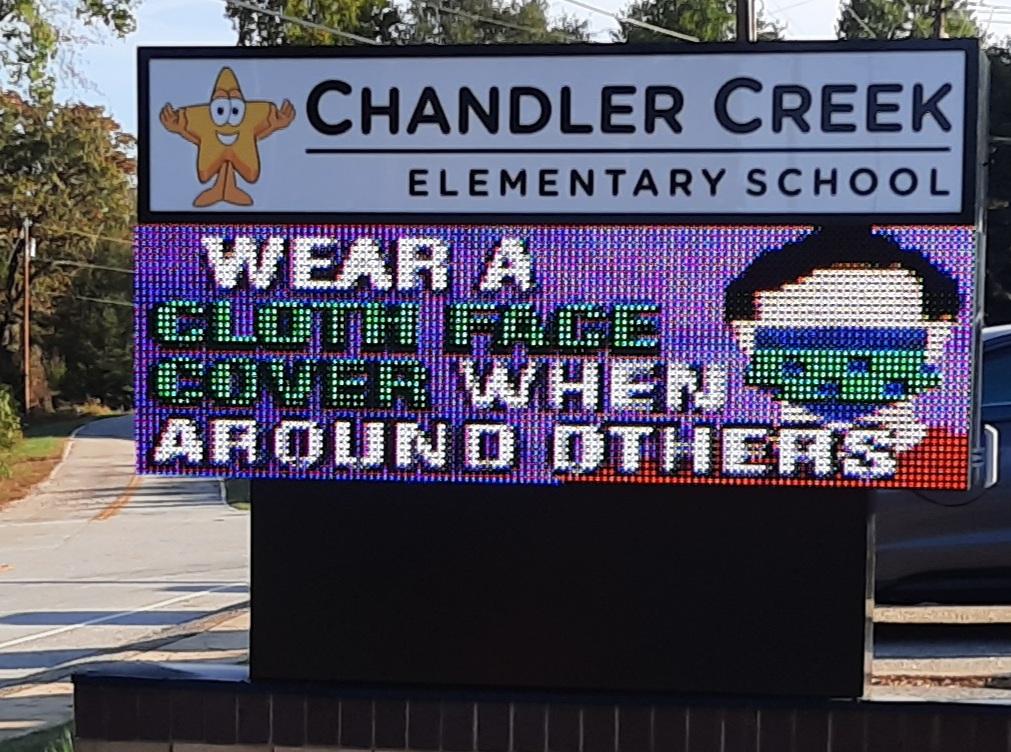 Chandler EM