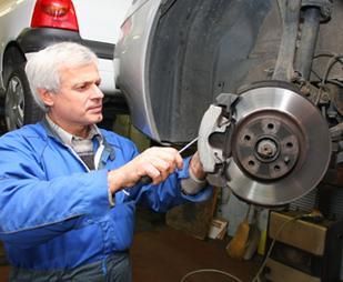 Disc Brake Repair