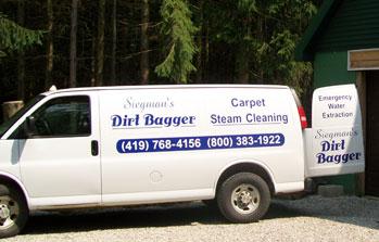 Siegman's Dirt Bagger Truck