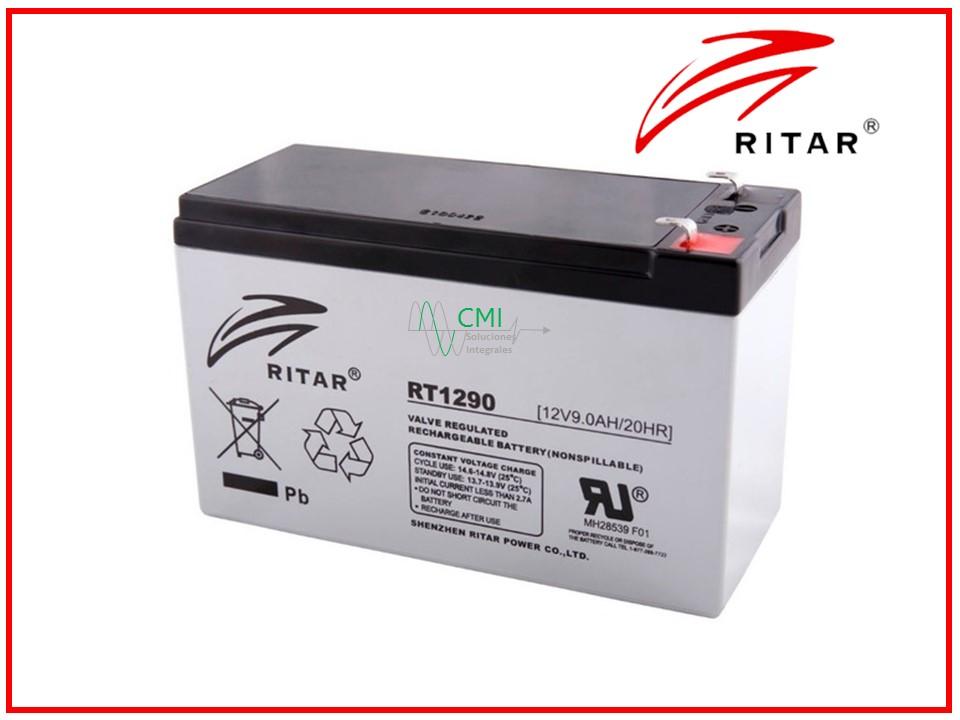 batería ritar 1290