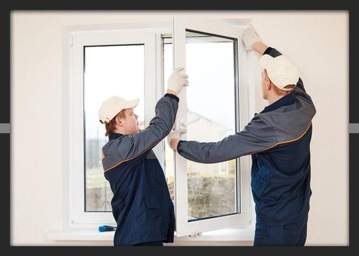 Window Installation Worker