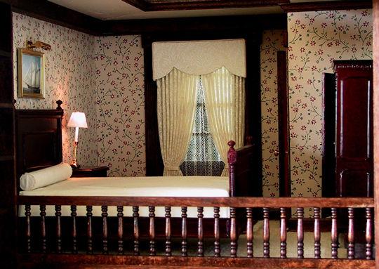 Glen Haven Lofted Bedroom