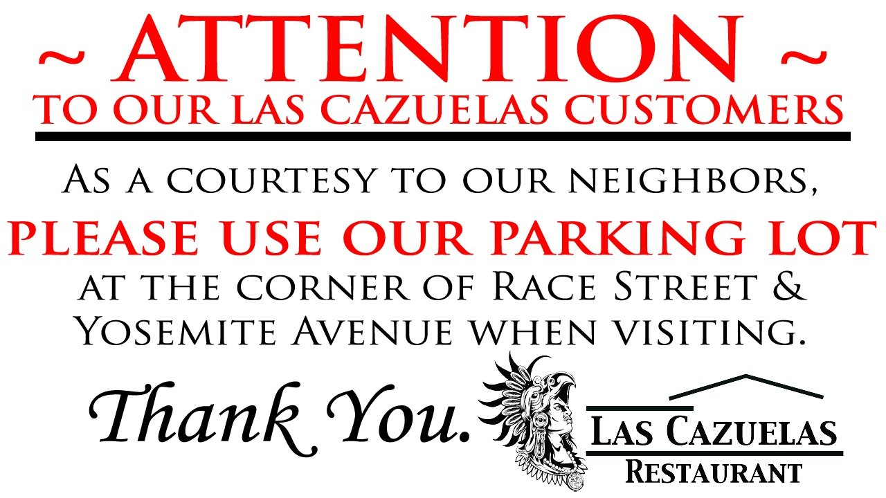 Parking Request