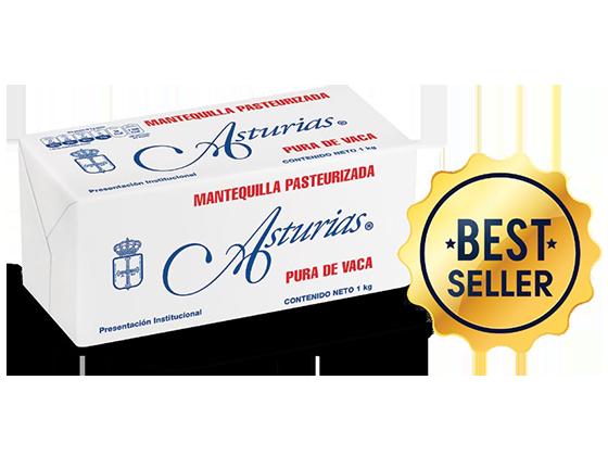 1  |  Asturias Pura de Vaca Caja de 10 kg (10 barras de 1 kg)