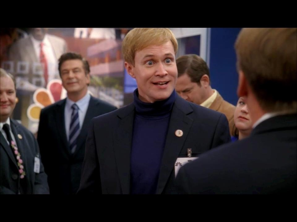 Charlie MacGuffin on 30 Rock