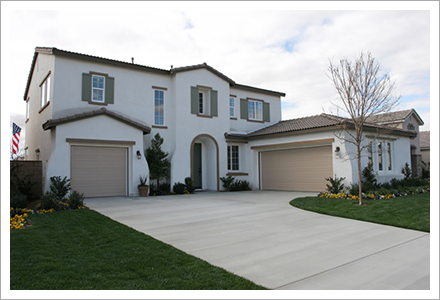 Concrete pouring and finishing services    