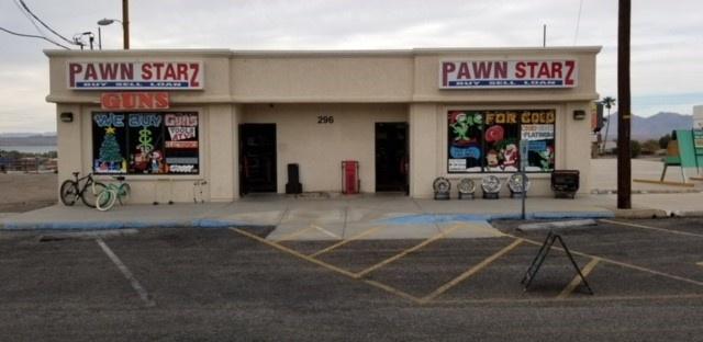 Pawnshop Exterior