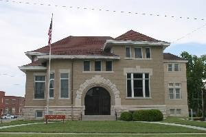 Neosho Courthouse