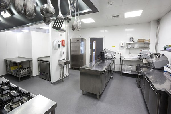 Altro's Kitchen Safety Floor Options