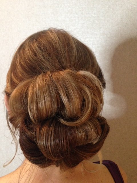 Updo Hairstyle 9