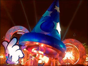 Disney World, The Sorcerer's Hat