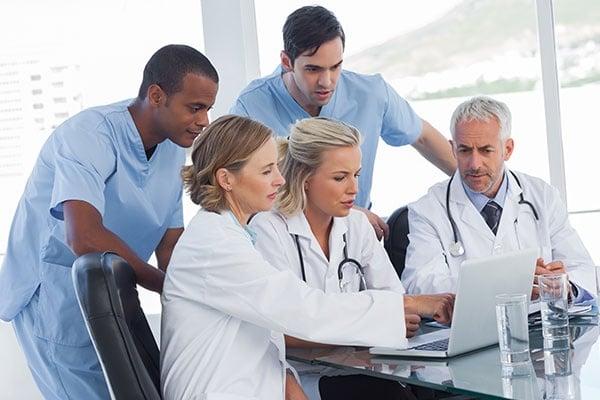 Serious Medical Team