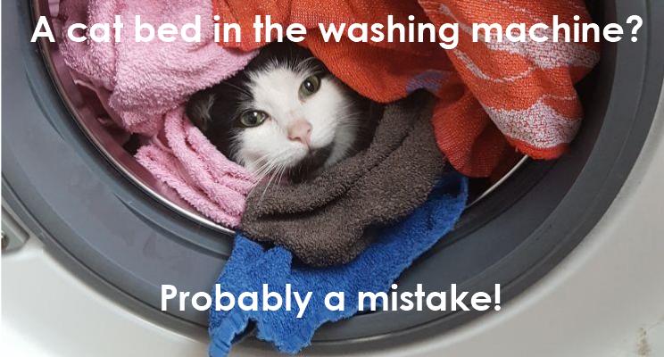A mistake!