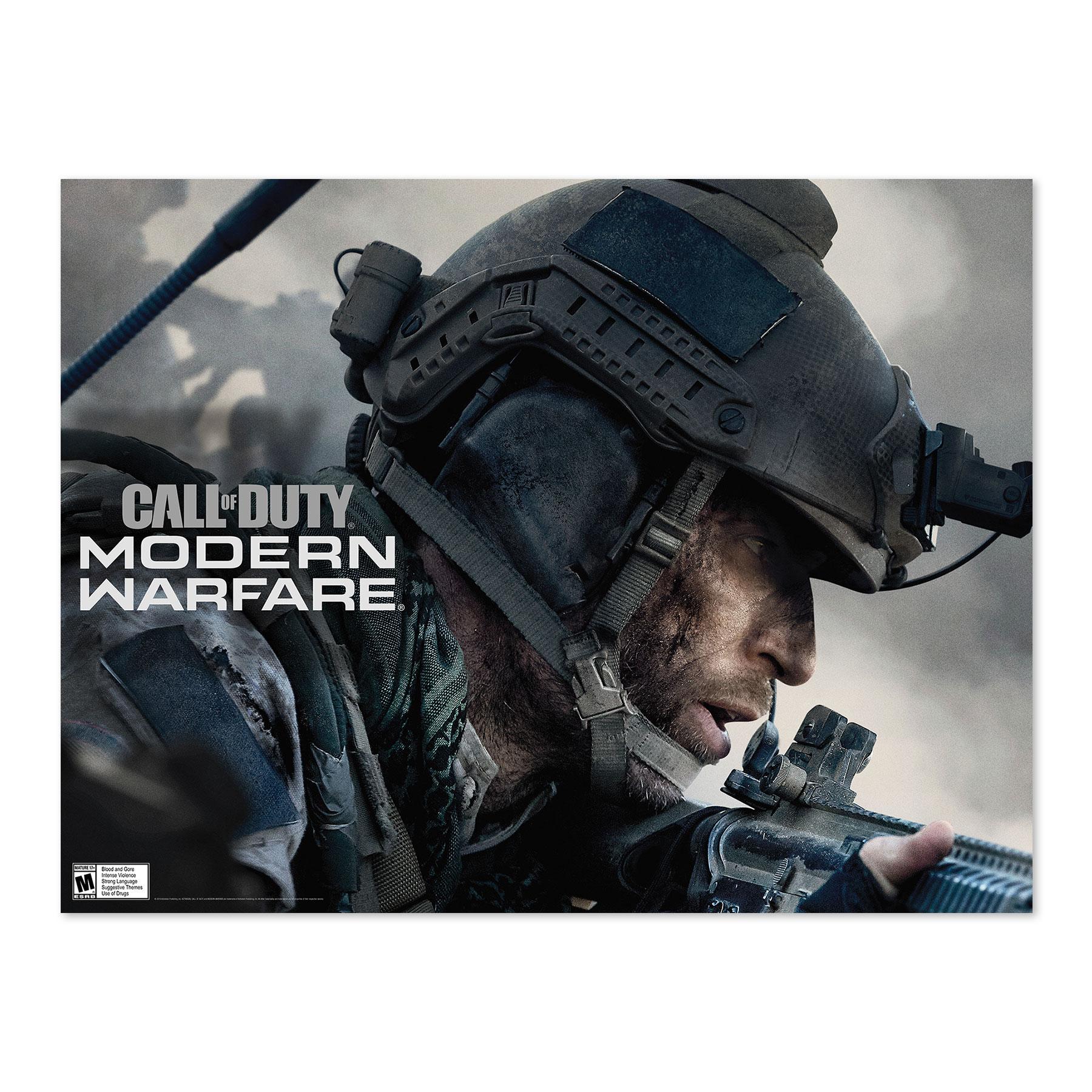 Call Of Duty Modern Warfare Window Cling