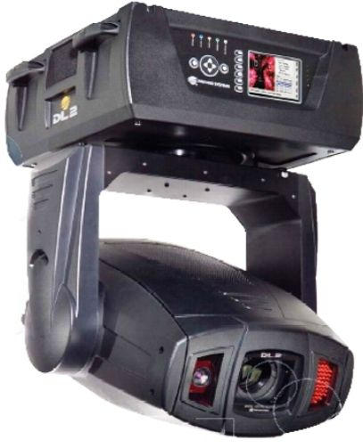 High End DL 2 Moving head projector