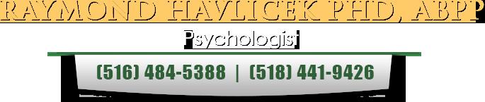 Raymond Havlicek, PhD, Psychologist