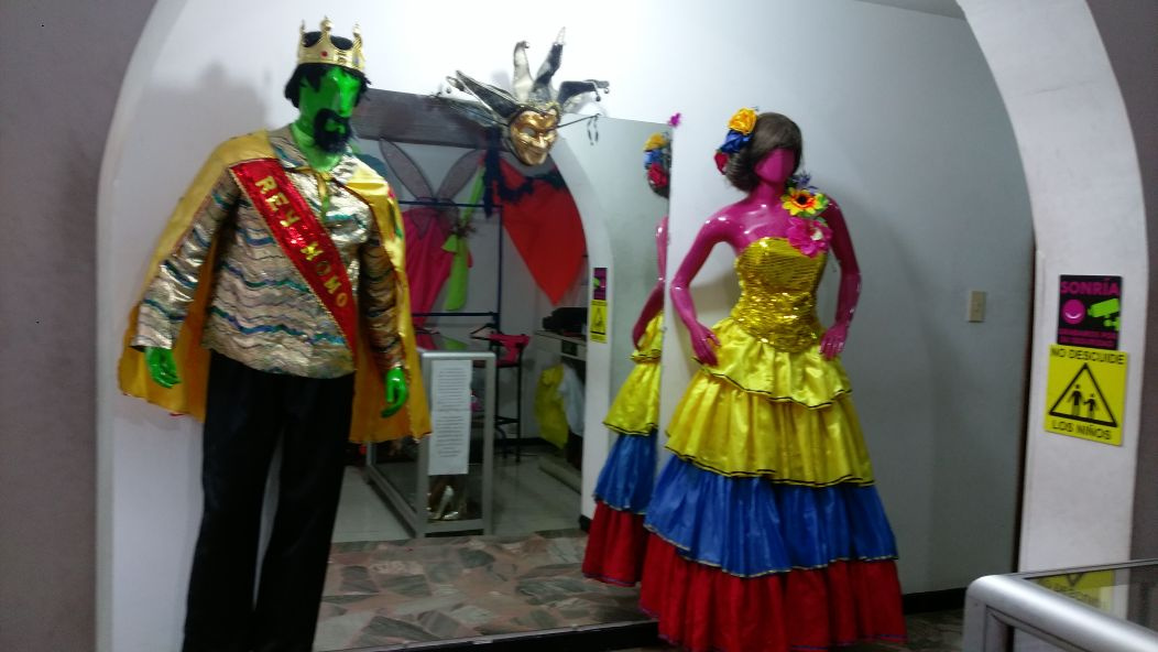 Rey - Reina Carnaval