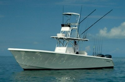 Compass Rose - 37ft Sea Hunter