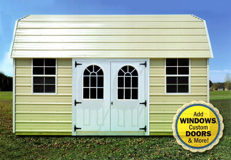 Fine Garden Sheds Georgia Products Portable Storage Buildings
