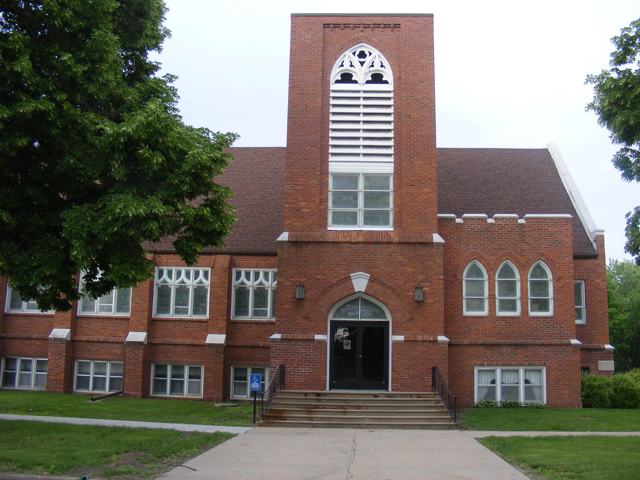 St. Paul's Lutheran & Presbyterian Church