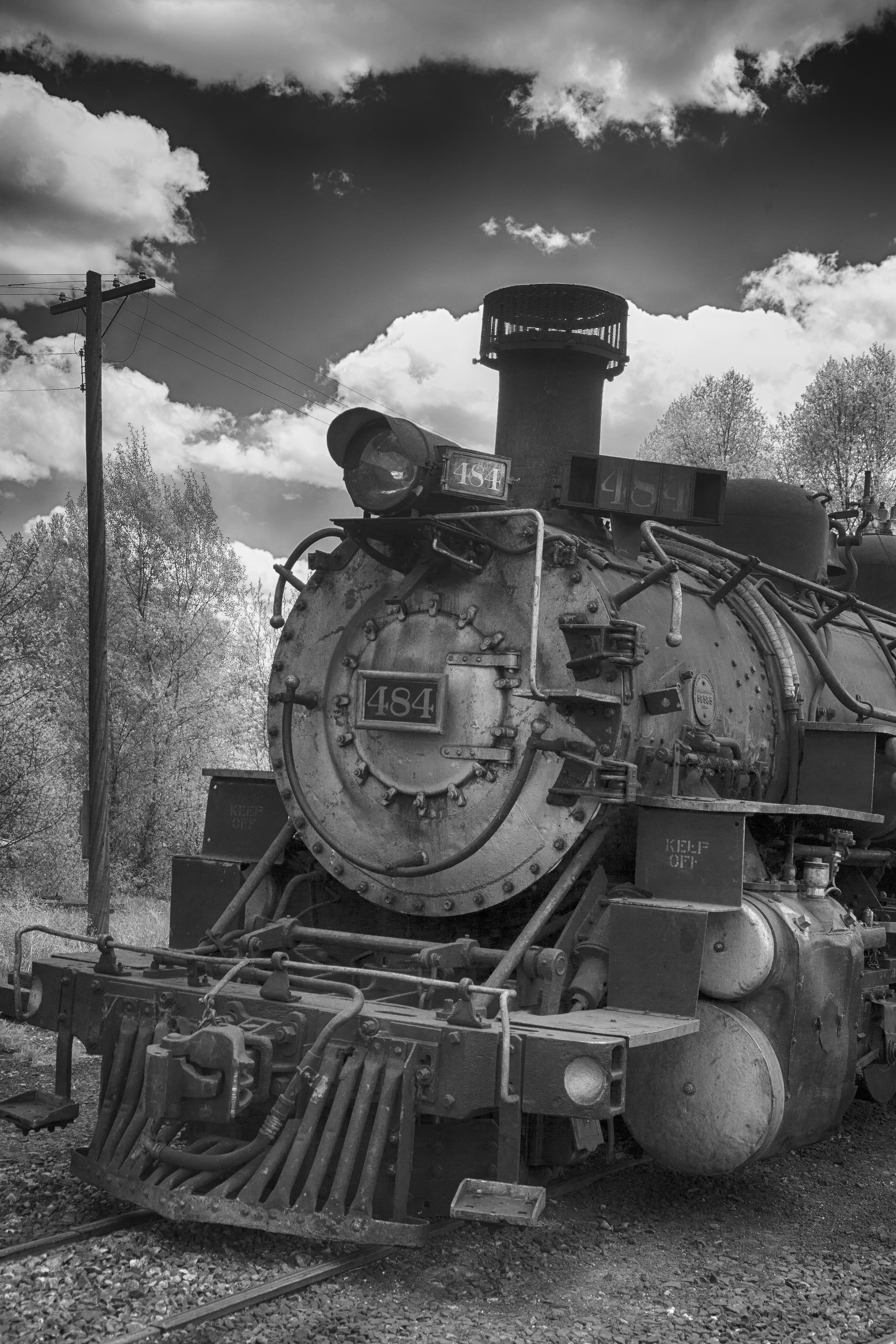 2018 Chama Locomotive