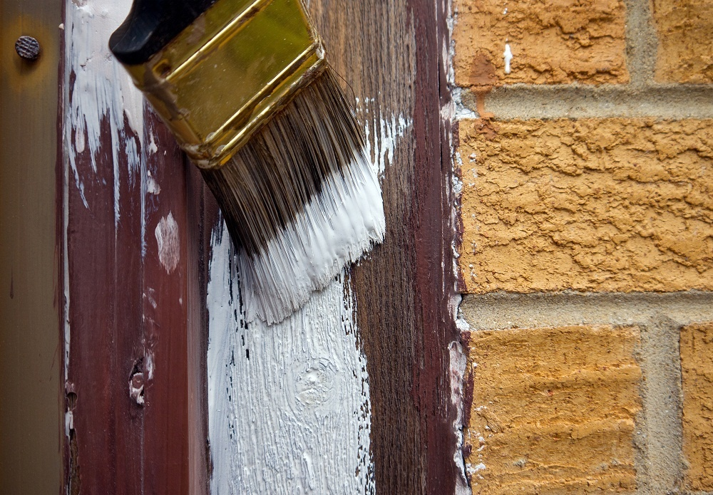 Know the importance of exterior surface prep before painting - Prep exterior walls for painting ...
