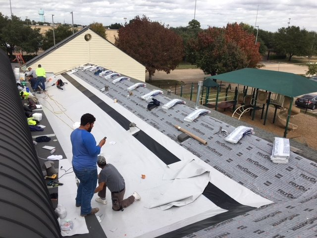 Ongoing Roofing Services