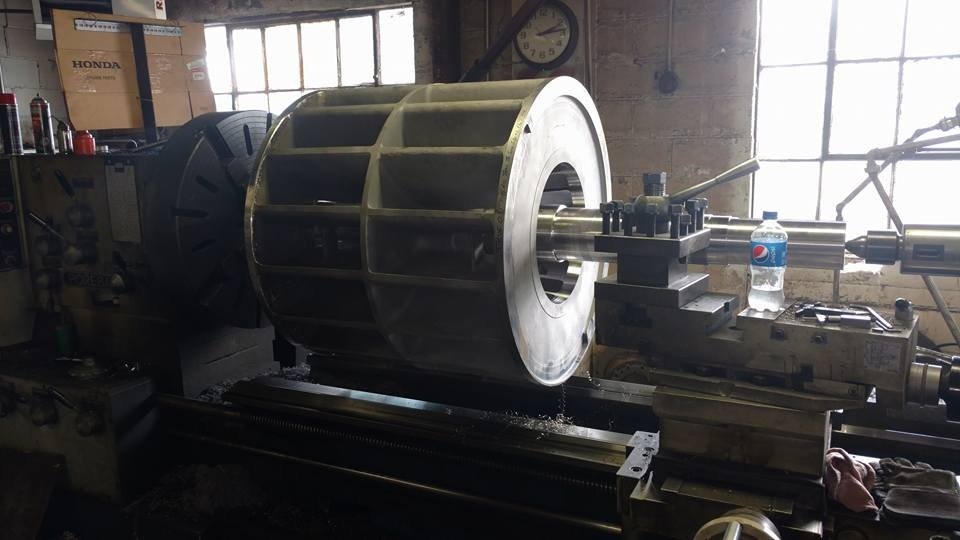Industrial Rotating Machine