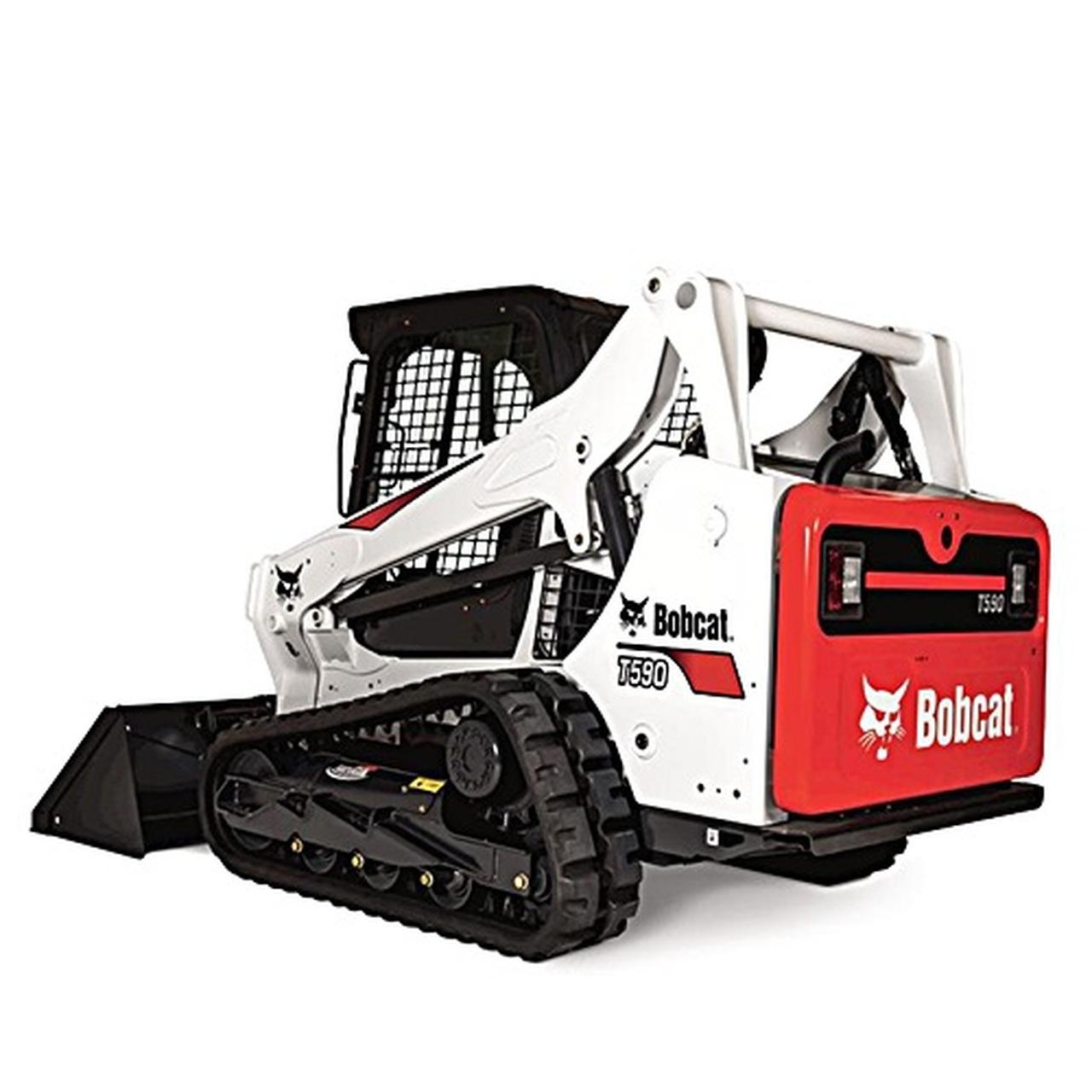 Bobcat T590 (66hp) $280/day $840/week $2520/month
