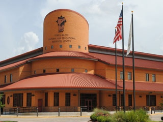 Tunica-Biloxi Museum||||