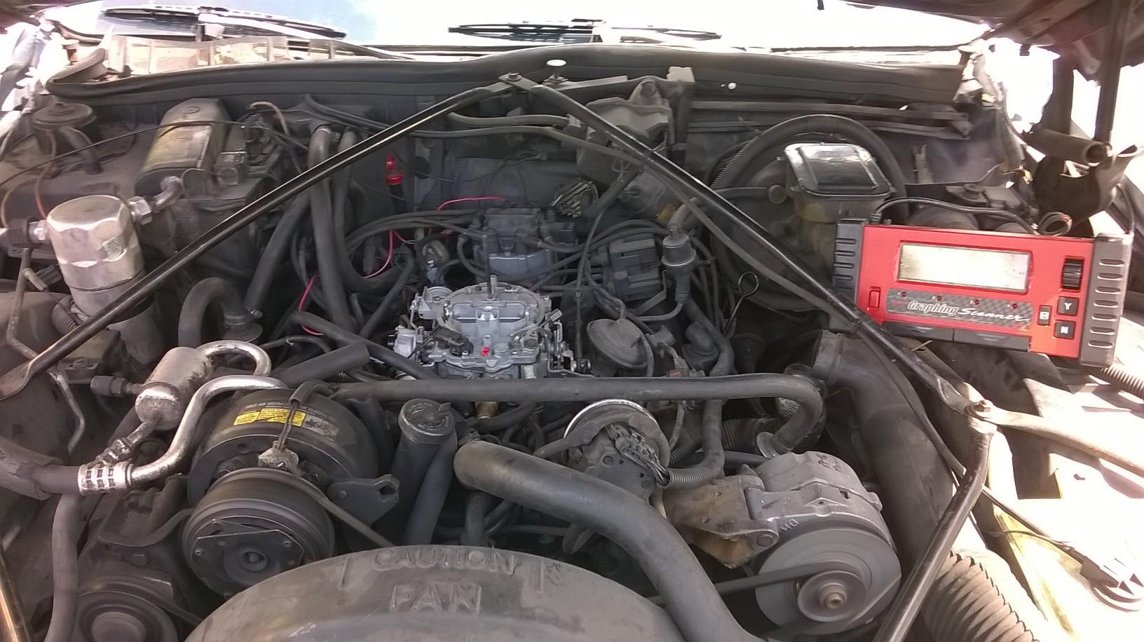 1987 Cadillac 5.0L