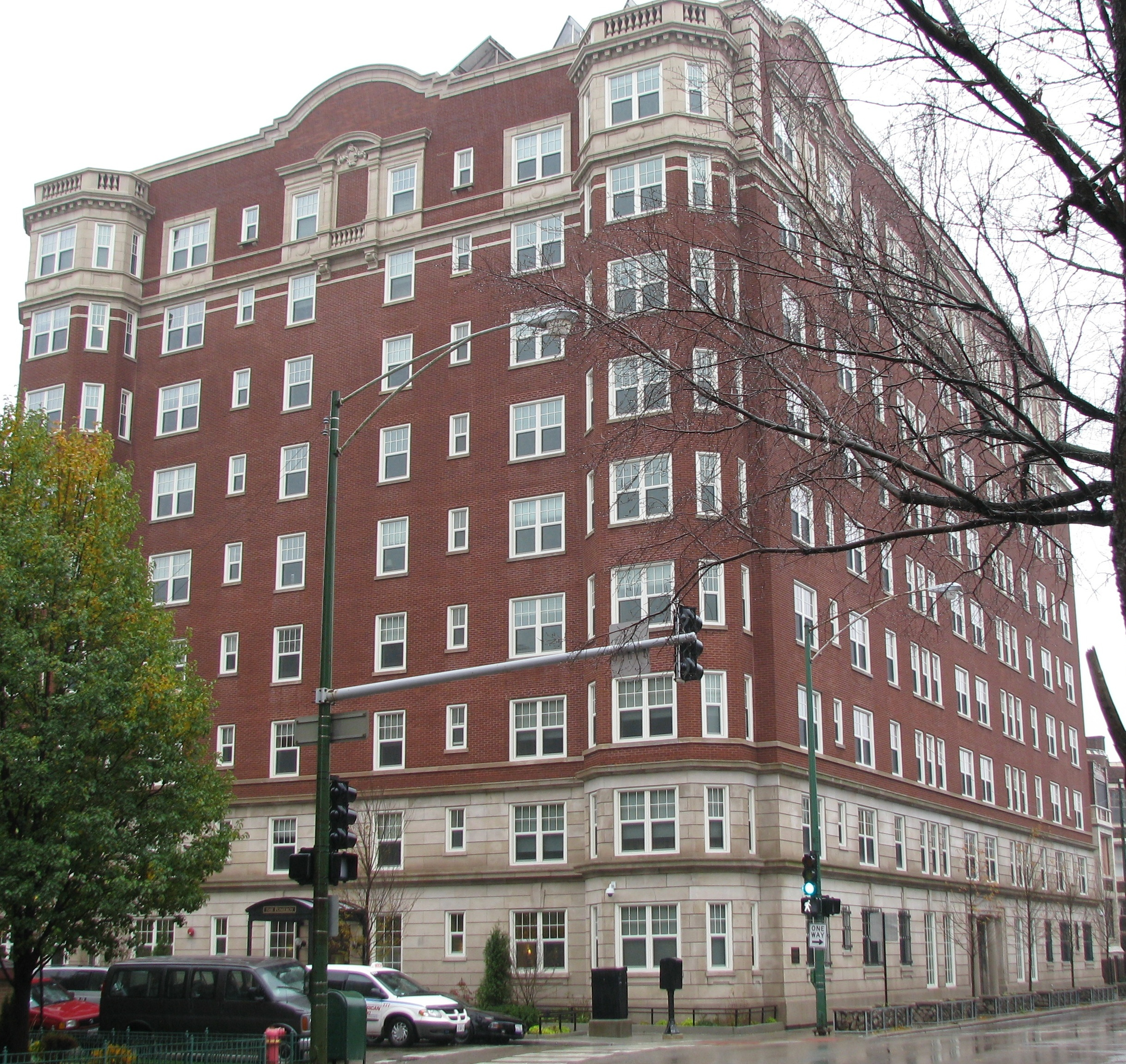 The Pomeroy Apartments