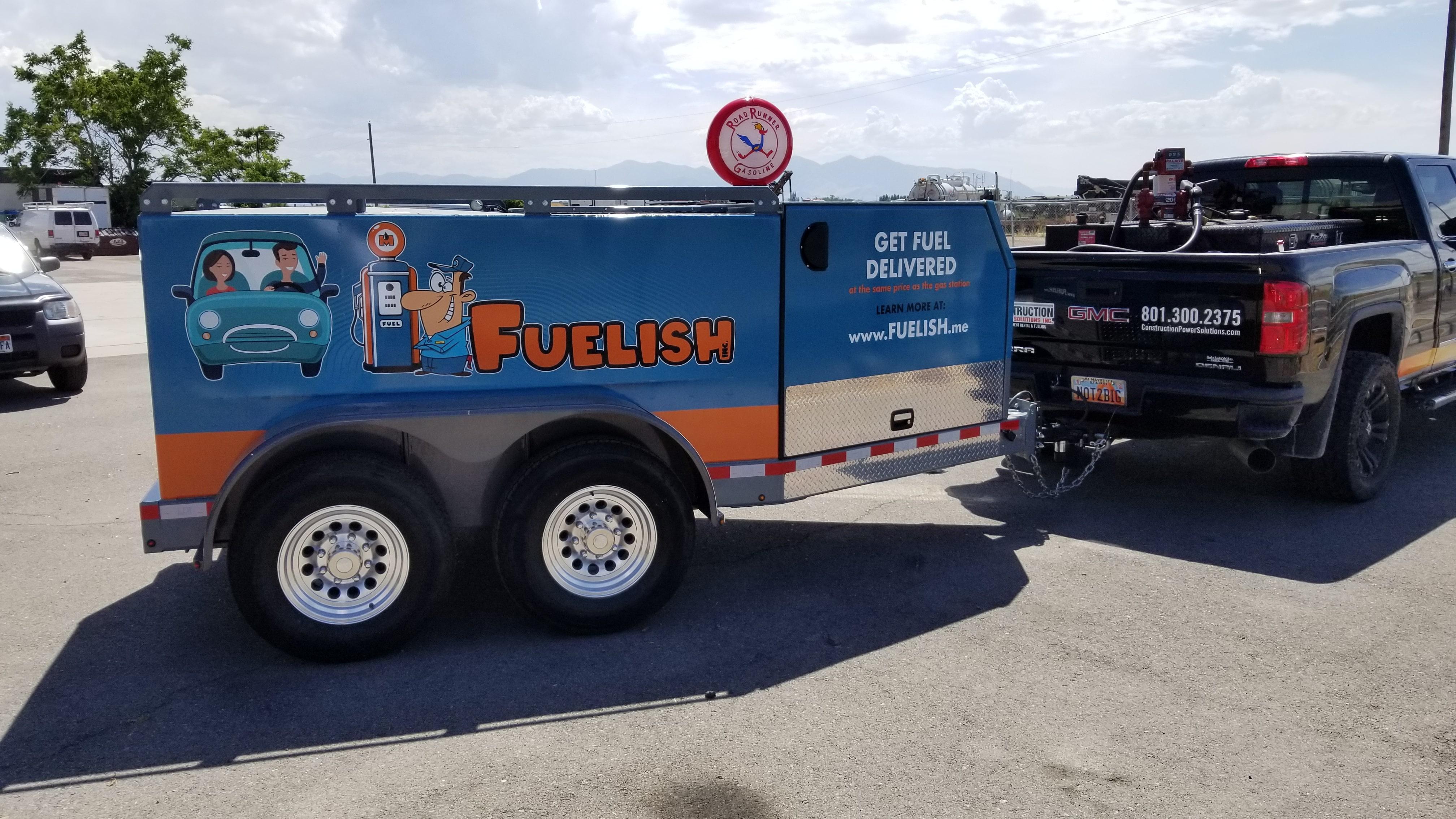 Fuelish Truck