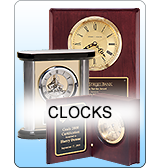 Mantle, Wall & Desk Clocks Click for catalog