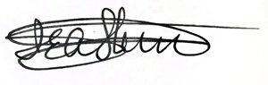 Arnese Stern Signature