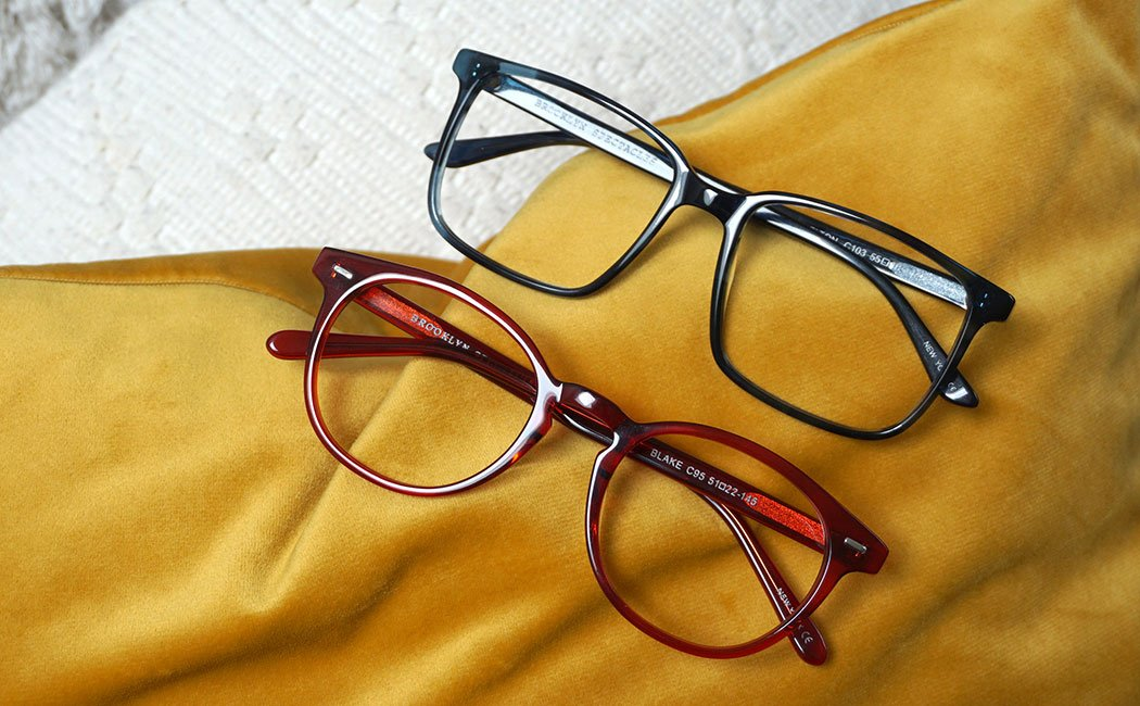 Two Pairs of Eyeglasses 3