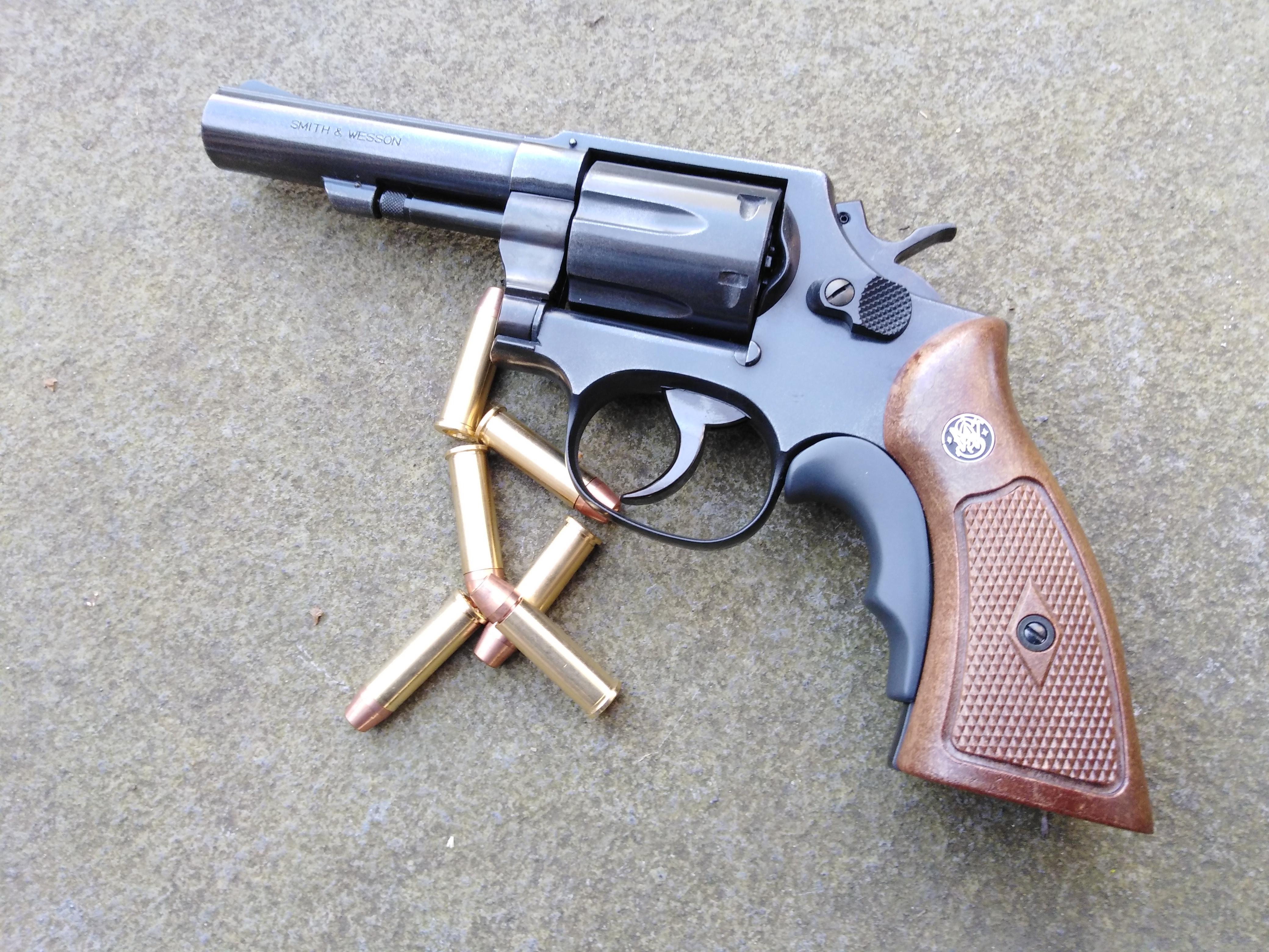 Kokusai M10 .357 Magnum