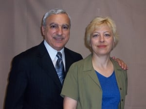 Edgar and Rosann Feghaly